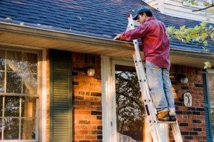 Roof Repair and Gutter Cleaning